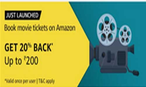 amazon movie ticket offer