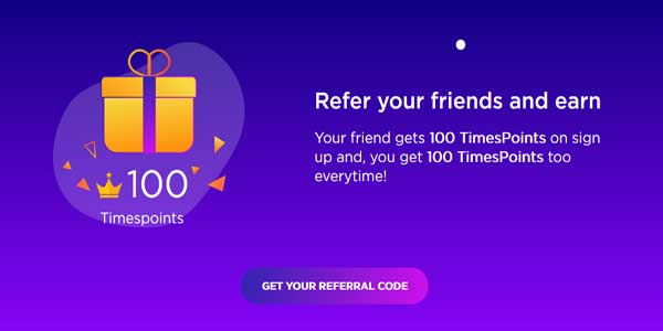 timespoints refer earn