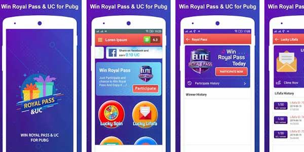 win free pubg royal pass uc