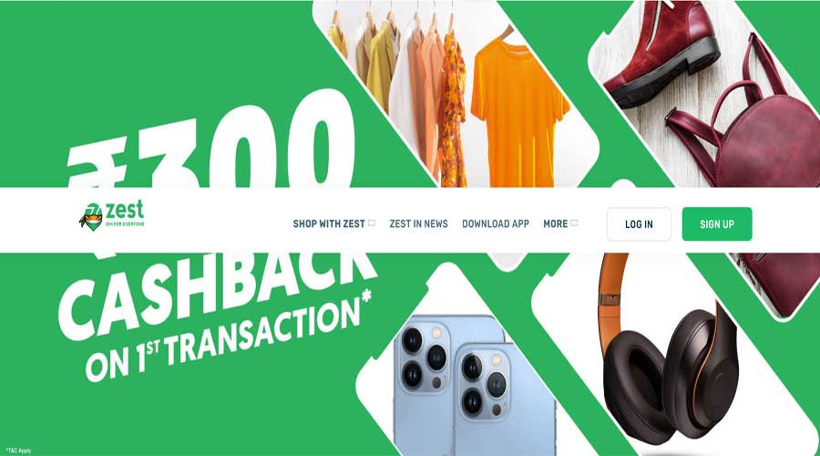 zestmoney cashback offer