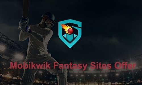 mobikwik fantasy add money offers