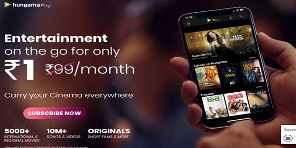 Hungama-Play-Premium free