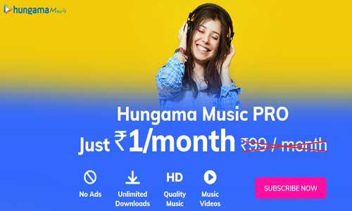 hungama-music-pro free