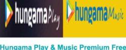 free premium subscription of hungama play music