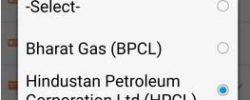 bharat gas on pockets app