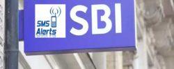 sbi sms alerts activation and deactivation