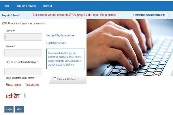 sbi-net-banking-login