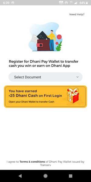 dhani-documents-verification