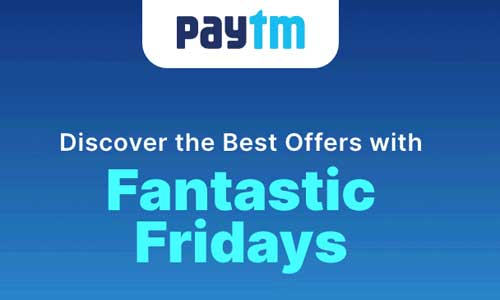 paytm fantastic fridays offers