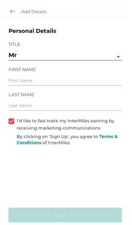 intermiles-create-profile