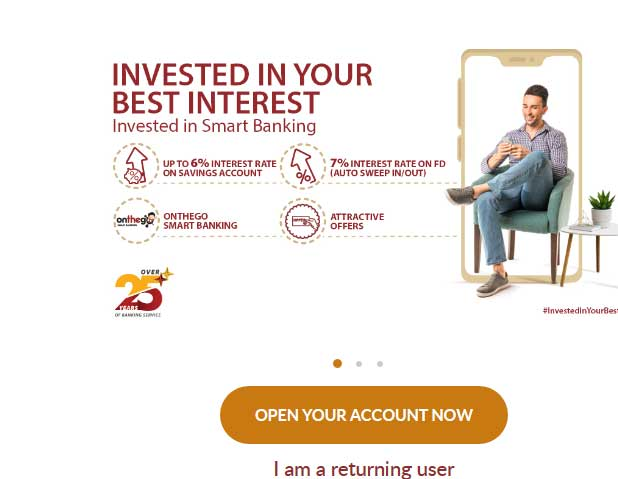 open zero balance savings account in indusInd bank