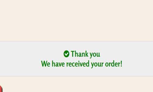 confirmation of free bhagavad gita book order