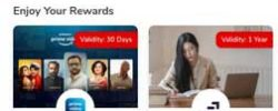 activate amazon prime on airtel thanks app