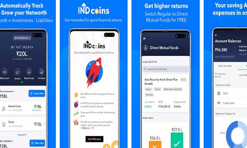 indmoney app screenshots