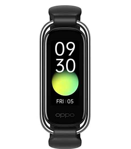 Oppo fitness Band with Oxygen level meter