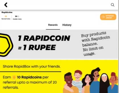 free rapidcoins