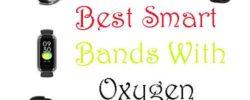 Oximeter Sensor Smart Bands