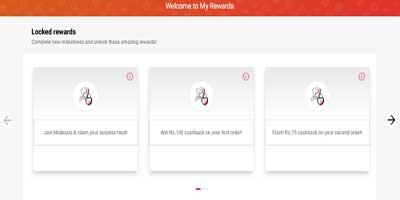 sign up new user rewards