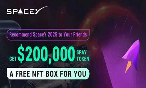 spacey 2025 free spay tokens