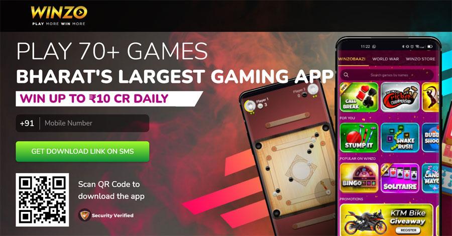 winzo-gold-app